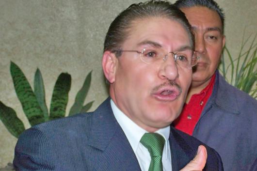 Photo of José Rosas Aispuro, candidato oficial de la coalición opositora de Durango