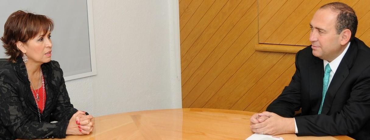 Photo of Rubén Moreira Valdez; gandalla de votos por hambre