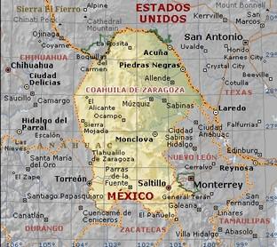 Photo of Coahuila, en la mira del gobierno gringo.