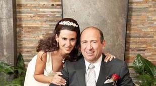 Photo of Rubén Moreira y Carolina Viggiano, matrimonio de ambiciosos (I).