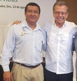 Photo of David Eduardo Herrera Torres, invoca a Dios como su salvador y saquea Hospital de Ometepec