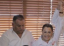 """Photo of Así hablaba Gustavo Acosta, """"El Gato""""; """"Leticia Herrera Ale, es irresponsable y trata de engañar a la opinión pública"""""""