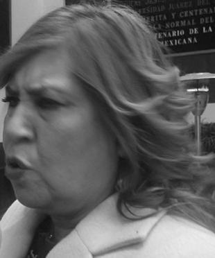 """Photo of María Luisa González Achem, """"fraude al ISSSTE""""; es priista y alcaldesa de Lerdo, Durango"""