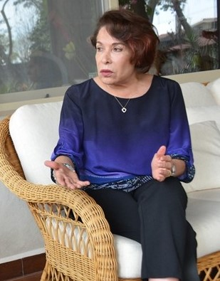 Photo of Eva Eugenia Galaz Caletti, mujer comprometida con México, con Monclova y MORENA