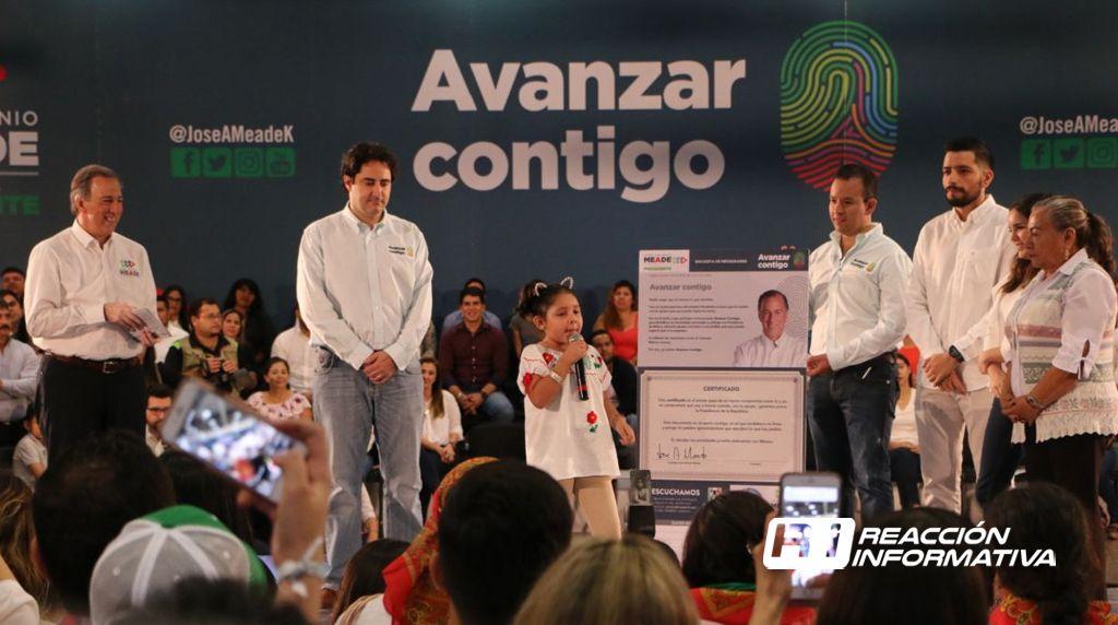Photo of Avanzar Contigo, Meade y la manipulación de la necesidad de los más pobres