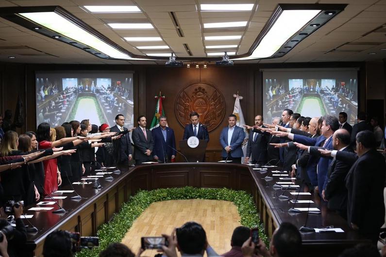 Photo of Tres de tres deben de hacer público los 30 integrantes del Concejo Municipal de Monterrey…