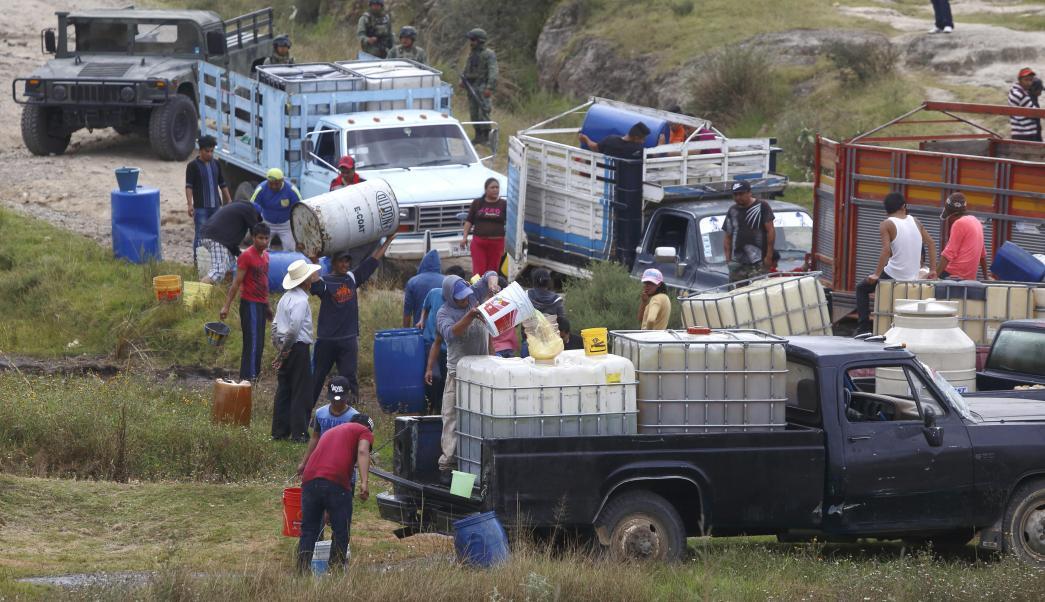 Photo of El caso Venezuela y México en el desabasto de combustibles por la periodista Adriana Flores…