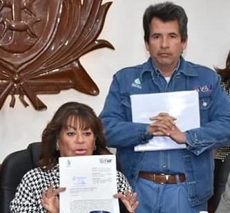 Photo of Juana Herrera y Adelmo Ruvalcaba; SIDEAPA, punta de la madeja de un gobierno corrupto