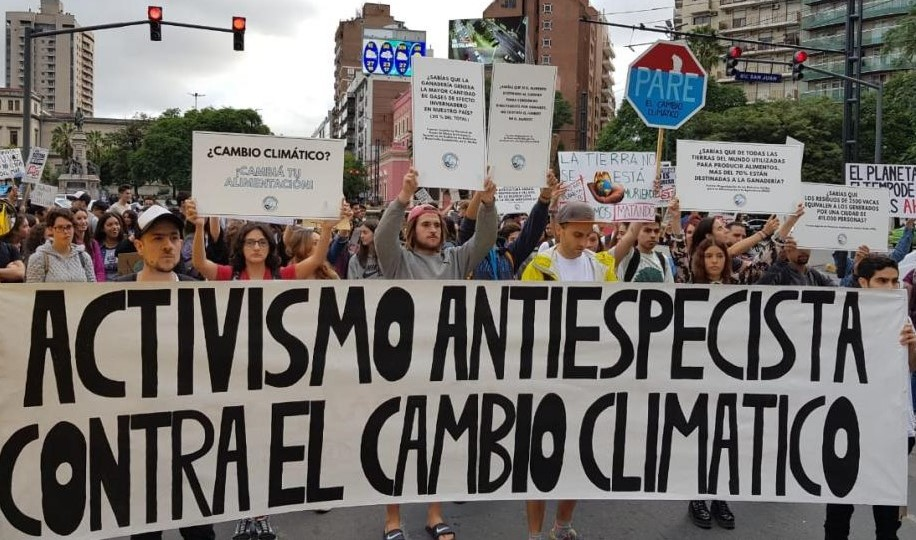Photo of Hoy movilización estudiantil mundial contra el Cambio Climático…