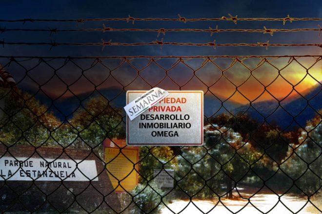 Photo of CONAGUA, Nuevo León, laxa en invasión al Arroyo El Calabozo, por inmobiliaria Omega …