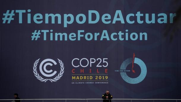 Photo of Mediocridad y desinterés, en la Cumbre para el Cambio Climático, COP25
