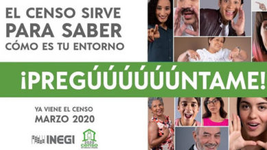 Photo of Información invaluable; levantamiento del Censo General de Población y Vivienda 2020