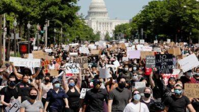 Photo of El imperio estadounidense colapsa, las protestas masivas crecen