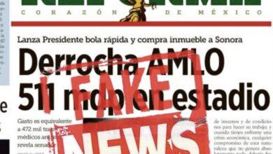 Photo of La cultura de información de algunos medios se pone en evidencia con las Fake News …