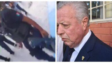 Photo of Jorge Zermeño Infante, alcalde violento de Torreón, ordena detener manifestantes