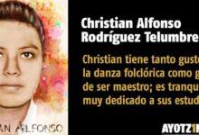 Photo of Rescatan los restos de uno de los 43 estudiantes normalistas de Ayotzinapa…