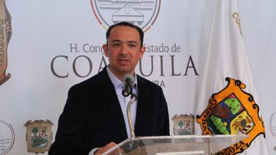 Photo of Emilio de Hoyos Montemayor, presidente del Congreso de Coahuila, contrae COVID-19