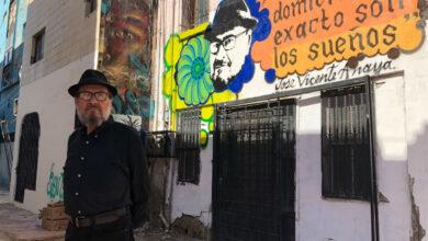 Photo of José Vicente Anaya, su domicilio exacto son los sueños
