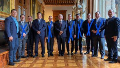 Photo of José Rosas Aispuro; contagiado de COVID-19, y promotor de las reformas de Peña Nieto, exige la renuncia de López-Gatell