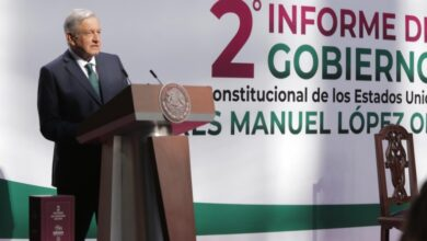 Photo of Segundo Informe de gobierno de AMLO